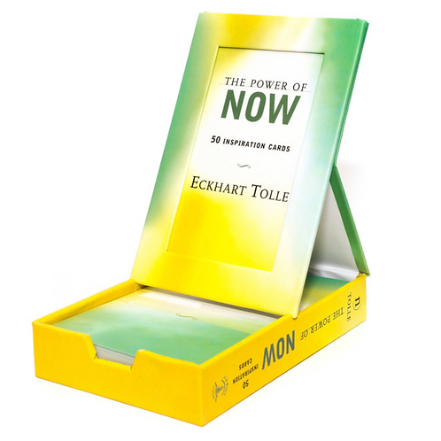 The Power of Now Inspirational Cards
