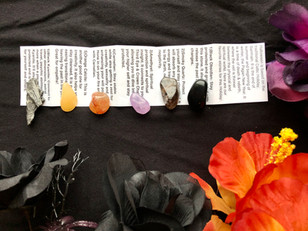 Trick or Treat, Here's the Best Crystals for Halloween!