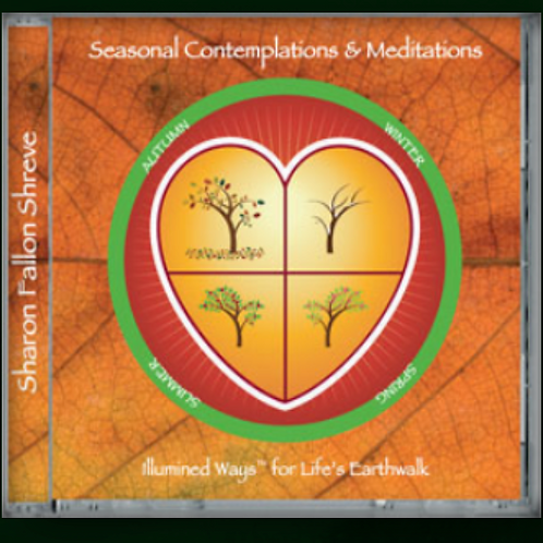Seasonal Contemplations & Meditations (Hard Copy)
