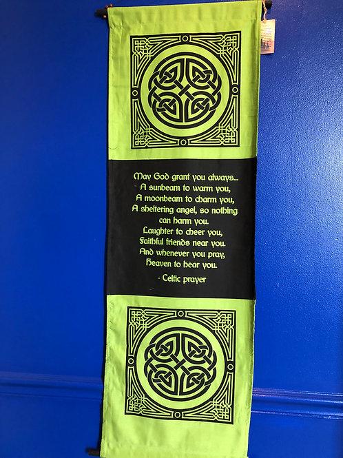 Irish Prayer LG Banner