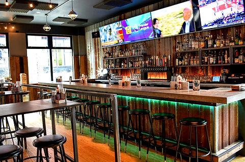 Backyard Bar in Columbia City Seattle