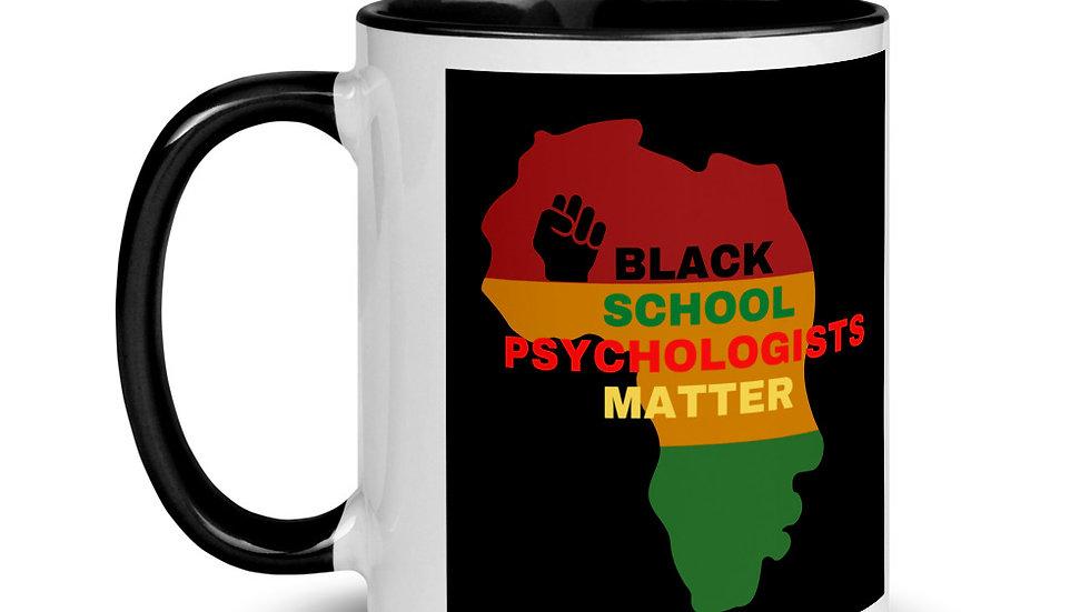 Black School Psychologists Mug