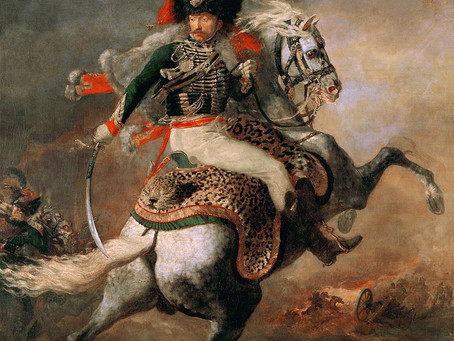 The Charging Chasseur