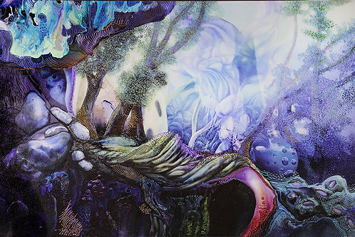 """""""Forest's legend"""" (d)"""