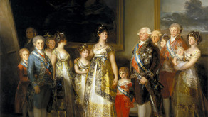 Charles IV of Spain and His Family
