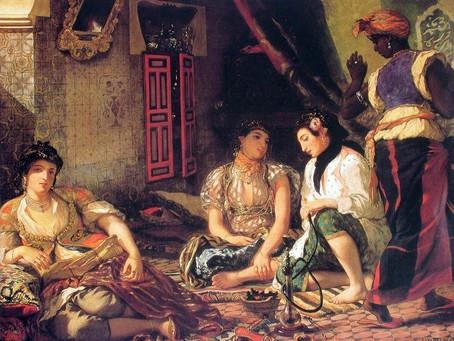 Women of Algiers