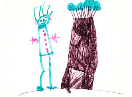 Decoding Children's Drawings