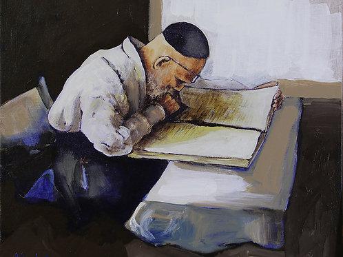 Torah study (b)
