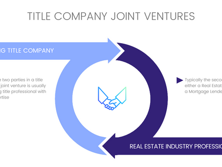 What is a Title Company Joint Venture?