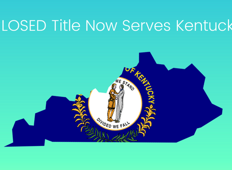 CLOSED TITLE ANNOUNCES GROWTH INTO KENTUCKY WITH NEW OFFICES IN LOUISVILLE