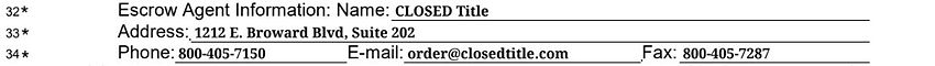 Contract Writing Instructions CLOSED LLC