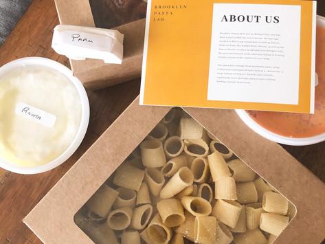 Brooklyn Pasta Lab At Home Pasta Kit