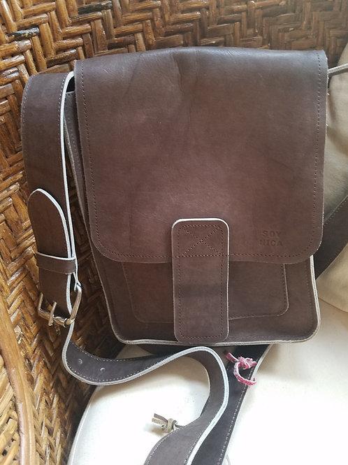 Compact Unisex Shoulder Bag