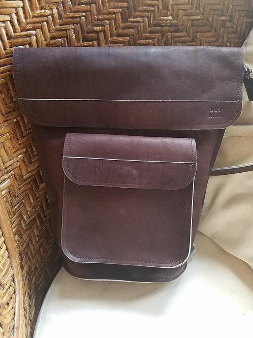 Leather Bikepack