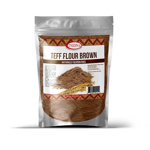 TEFF Flour Brown