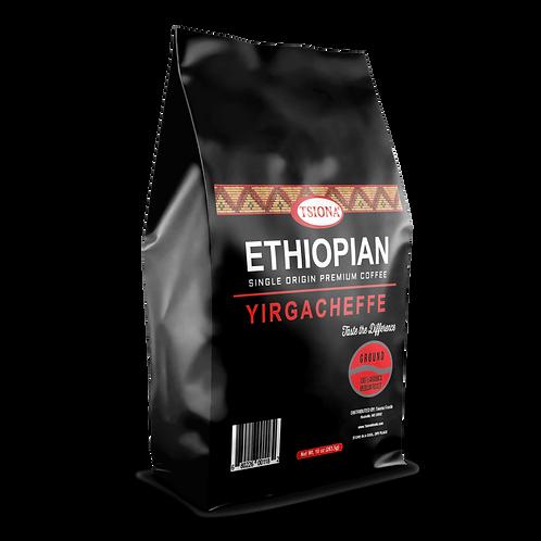 YIRGACHEFEE (Ground Coffee)