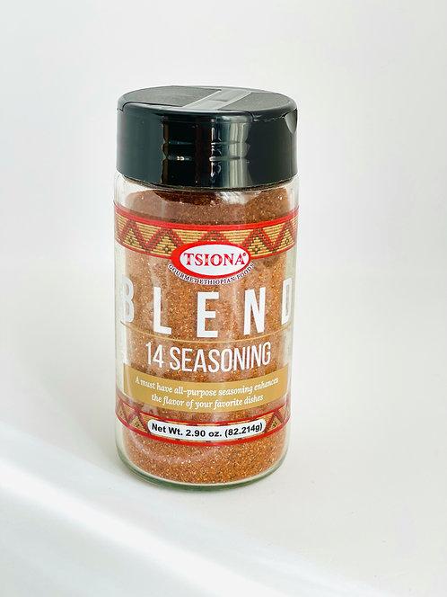 14 SPICES Seasoning