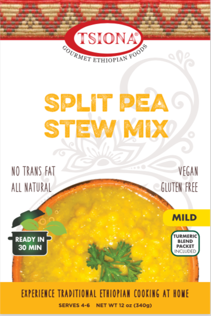Split Pea Stew Mix ( Mild)