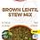 Thumbnail: Brown Lentil Stew Mix (Mild)