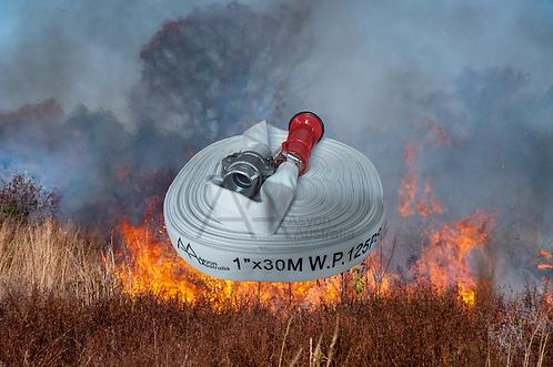 """Fire Hose 1"""" x 30M"""