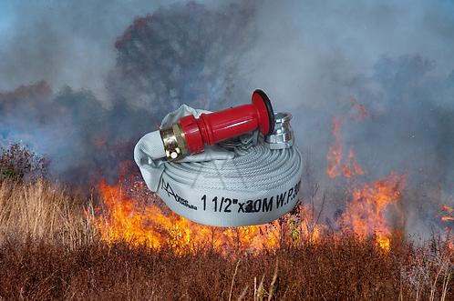 """Fire Hose 1.5"""" X 20M"""