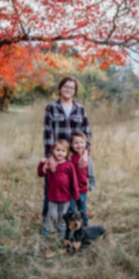 Family photography, family