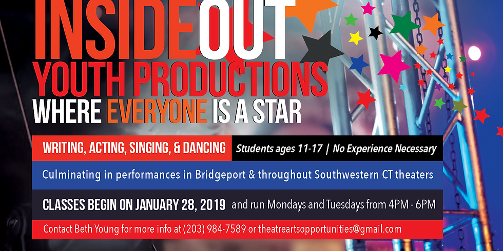 INSIDE OUT PRODUCTIONS
