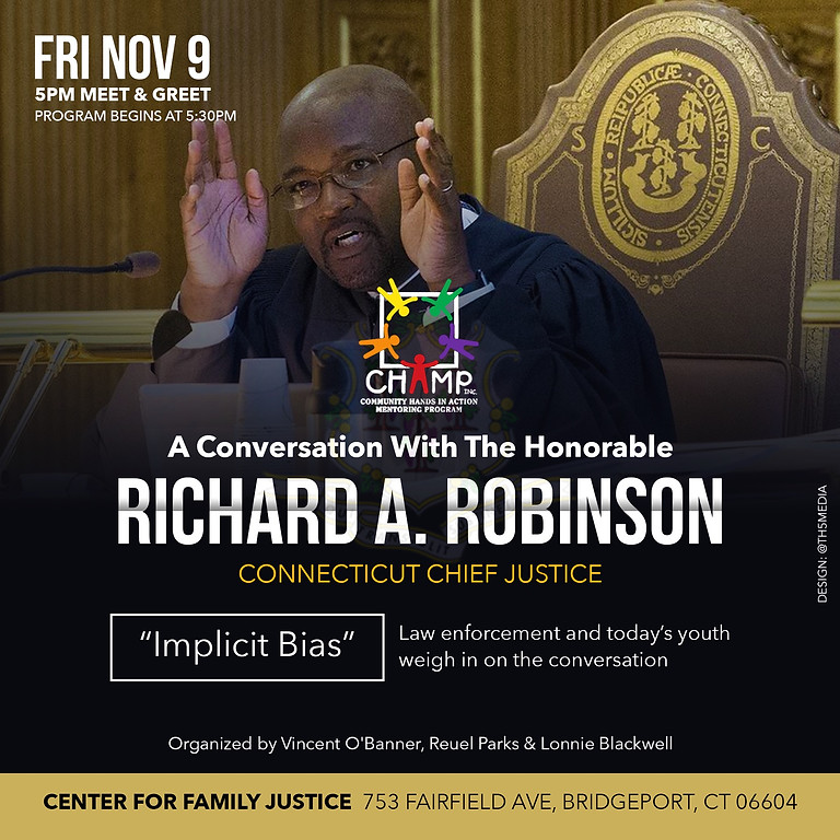Conversation with The Honorable Richard A. Robinson