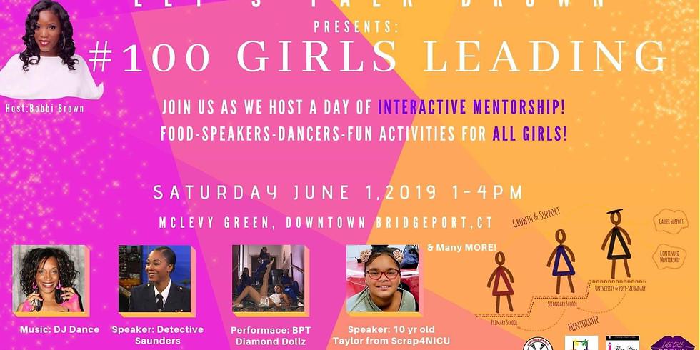 100 GIRLS LEADING