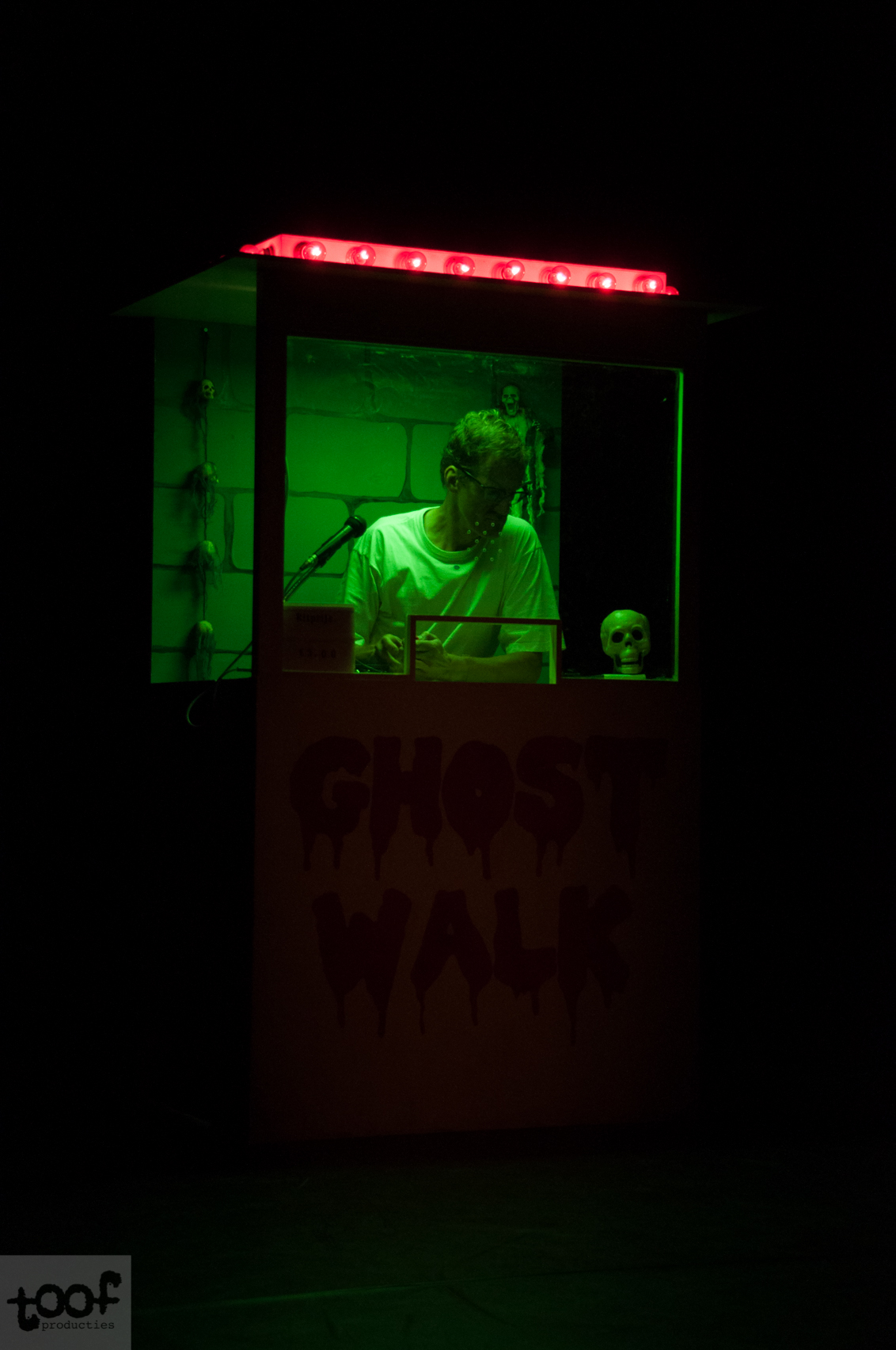 Ghostwalk, De Boulevard All Stars