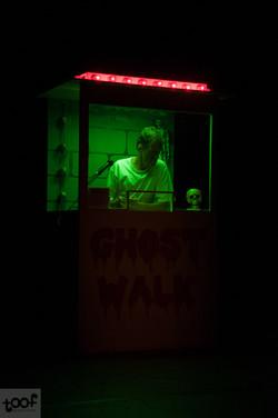 Ghostwalk, De Boulevard All Stars