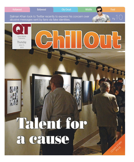 Gulf Times Chill Out June 11, 2015