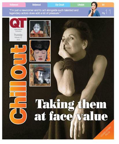 Qatar Tribune Chill Out February 12, 2015