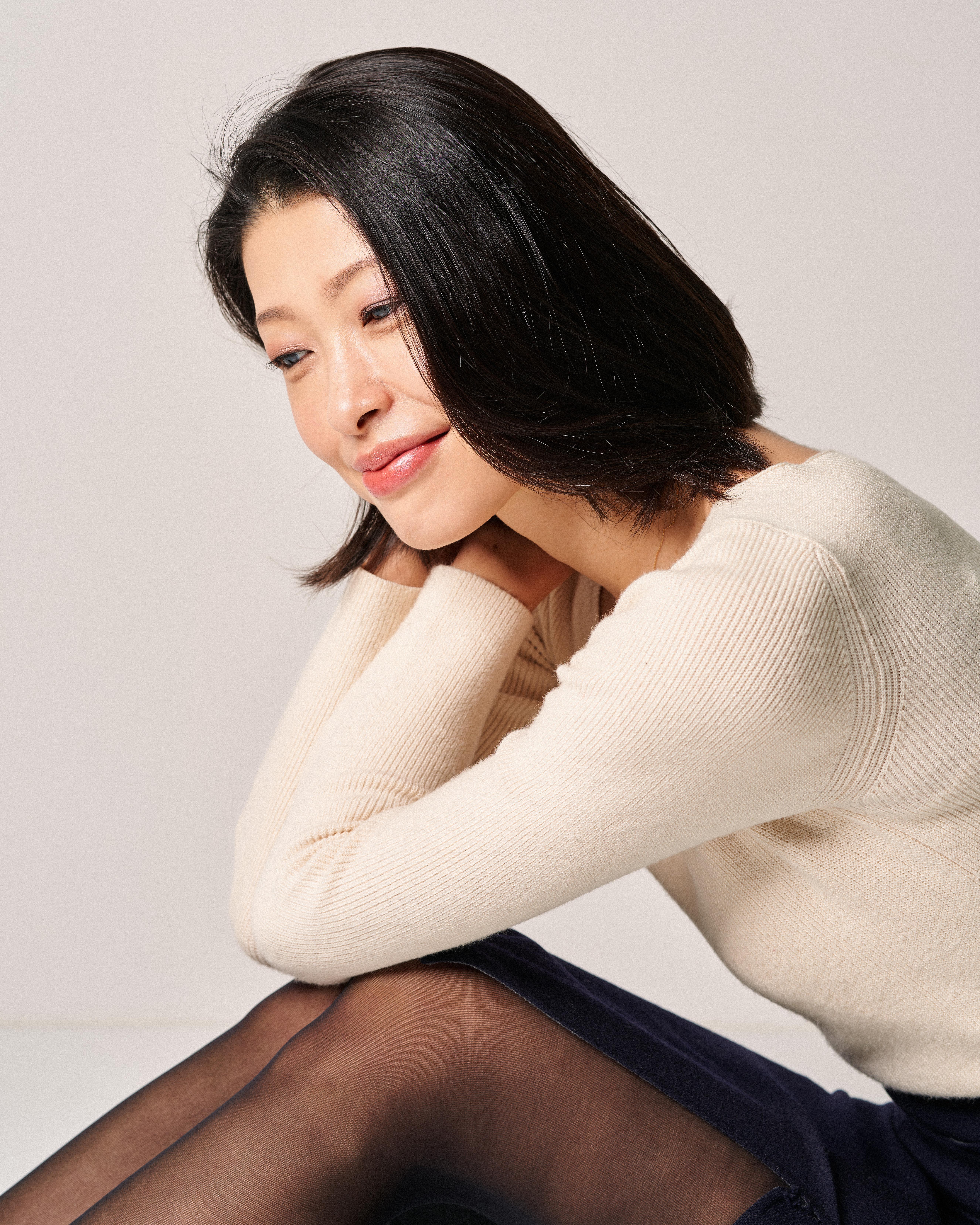 Model: Hiromi Kawamoto 01