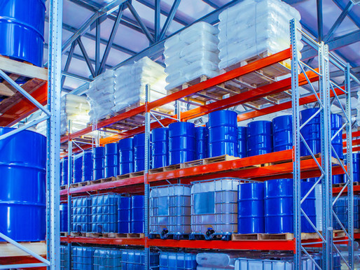 In Expert Hands: Chemical Logistics
