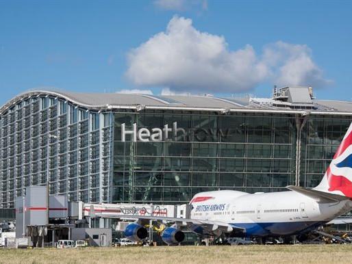 Heathrow Strike Action Continues