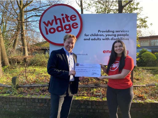 Why We Chose White Lodge as Our Charity