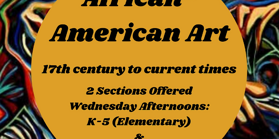 African American Art History (K-5)