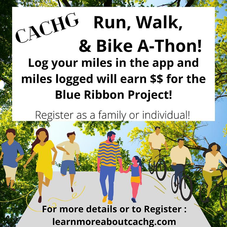 Run, Walk, Bike A-Thon!
