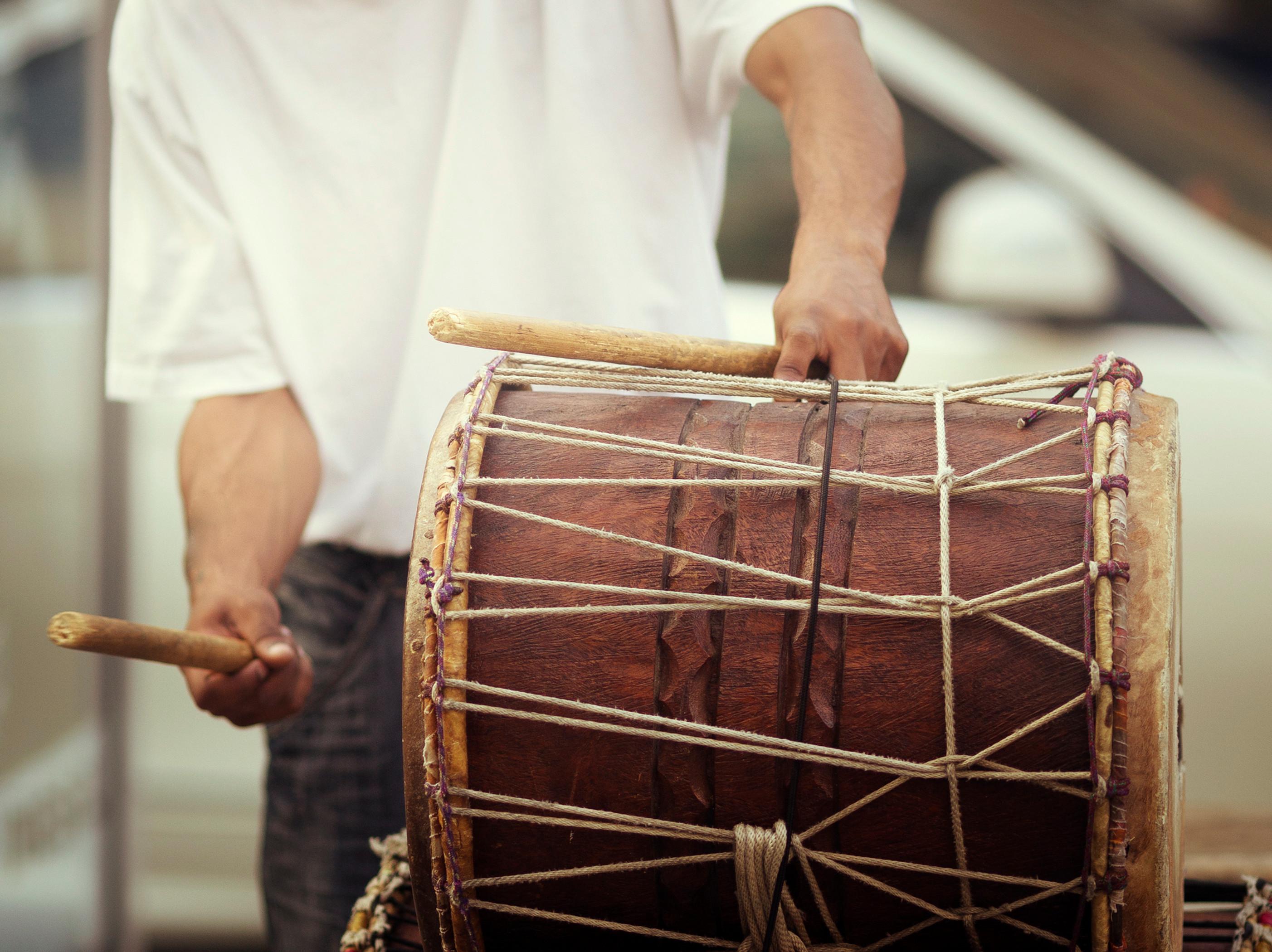 Online Shaman Healing Drum Circle