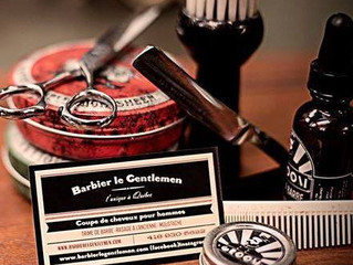 Un nouveau site pour le Barbier le Gentlemen