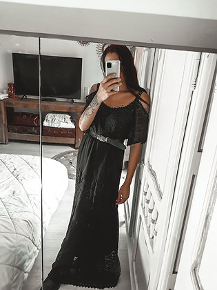 ROBE LONGUE COCKTAIL.REF 531.