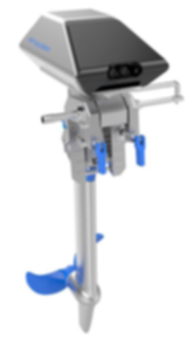 ePropulsion Navy 6 electric outboard ideal for your electric boat project on sale in Australia Betts Boat Electrics