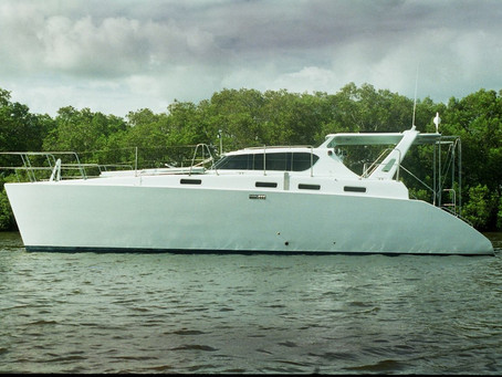 Brian's Yacht