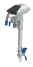 Navy 6 (6kW) has high thrust. Great for pushing yachts equivalent to 10HP diesel
