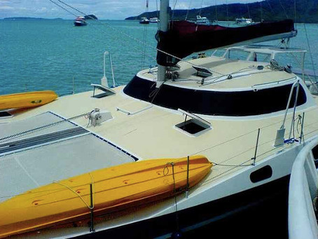 SY Oasis Laguna 48