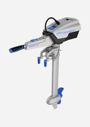 ePropulsion Spirit1 Plus electric outboard motor