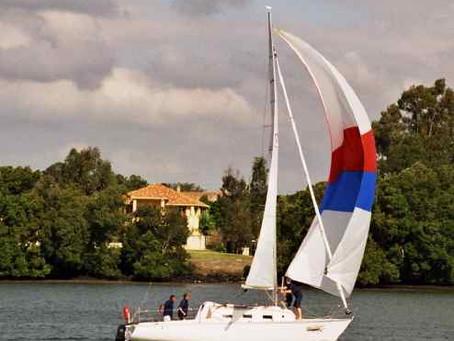 Suzanne 30' yacht