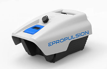 Epropulsion 1kWH electric outboard Spirit1 lithium battery