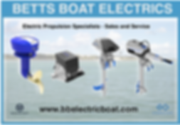 Electric boat motors EPropulsion Oceanvolt Australian sale and service Betts Boat Electrics